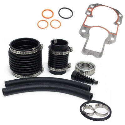Inboard Engines one Gen 1 Transom Seal Bearing Bellows Kits 30-803097T1 Handy
