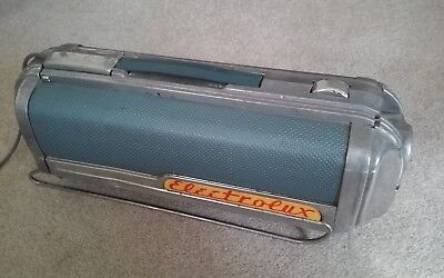 Vintage 1950s Electrolux Vacuum Cleaner Model LX Sled Style Canister Retro Runs