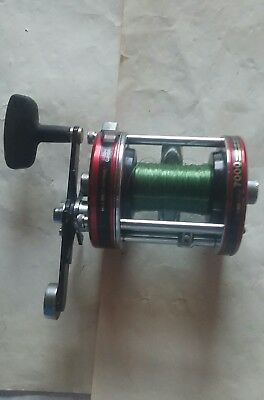 Abu Garcia Ambassadeur  7000  Fishing Reel    Made in Sweden  .