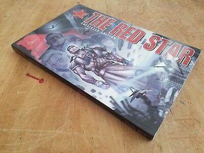 The Red Star Collected Edition First Print Signed Goss and Kayle! Rare! HOT