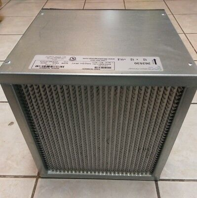 "NEW - OPEN BOX - Filtration Group 12""x12""x11.5"" HVAC Filter"