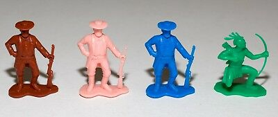 R & L Cereal Toy - Cowboys & Indians - Marshall Sam Colt (3), Straight Arrow