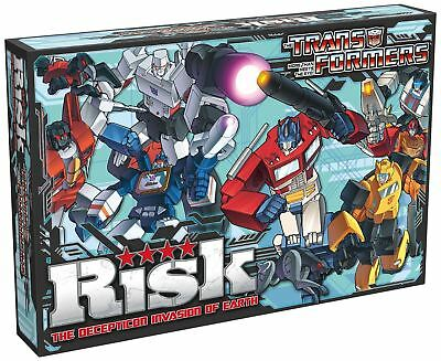 Risk Transformers The Deception Invasion Of Earth
