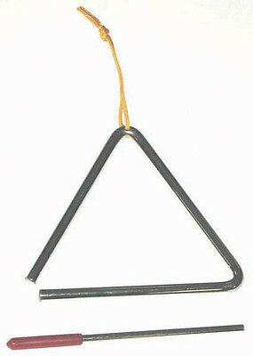 Triangle W/ Beater Powerbeat Brand New! Reliable Store!