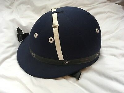 Charles Owen Young Riders Polo Helmet 6 7/8