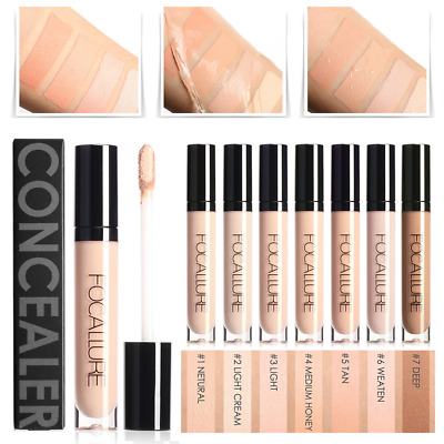 FOCALLURE High Pigment Matte Waterproof Concealer FULL COVERAGE