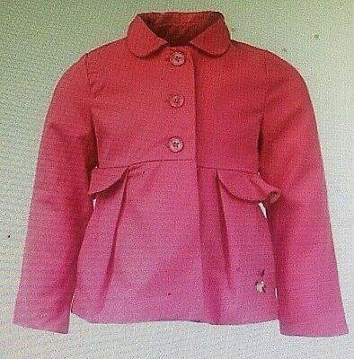 Girls cotton jacket age 9 134cm made by Sergent Major  clearance ref 169/171/172