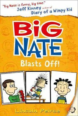 Big Nate Blasts Off by Lincoln Peirce 9780008135317 (Paperback, 2016)