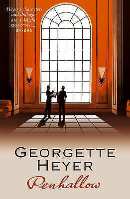 Penhallow by Georgette Heyer (Paperback)