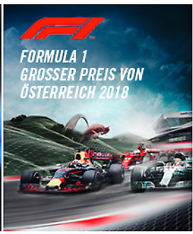 formel 1 ticket 2018 spielberg gp sterreich 3 corner. Black Bedroom Furniture Sets. Home Design Ideas