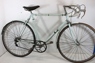 Bianchi Fulmine anni 50 Campagnolo Vintage racing bike eroica bicycle