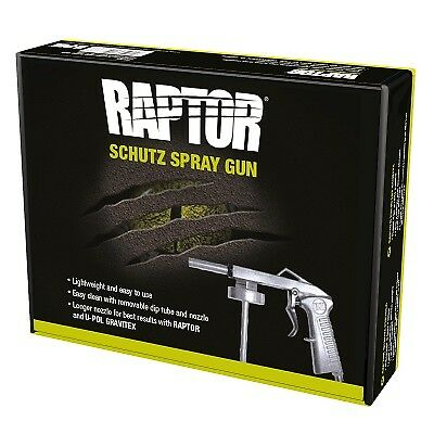 RAPTOR Liner Shutz Standard Application Gun