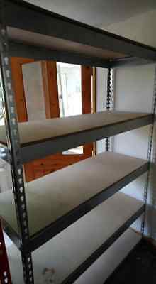 90/120Cm Extra Wide 5Tier Shelf Shelving Storage Racking Office Corsham Wilts