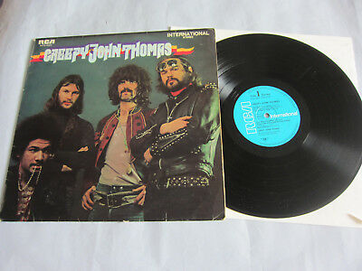 LP- Creepy John Thomas ‎– Creepy John Thomas - RCA INTERNATIONAL-GERMANY