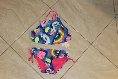 Justice~Girls~POOL TOYS~Swimsuit~2 piece~Size 10~NWT