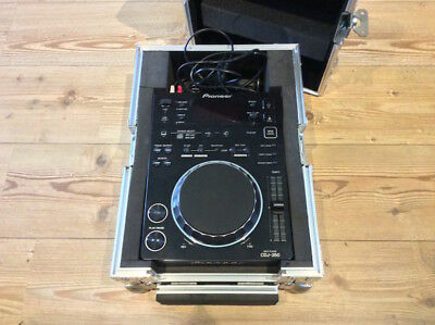 Lecteur CD MP3 AAC USB Pioneer CDJ-350 + flightcase + cables