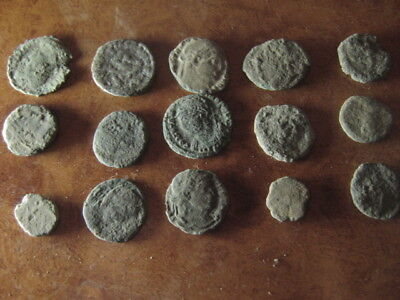 Ancient roman coins lot 45