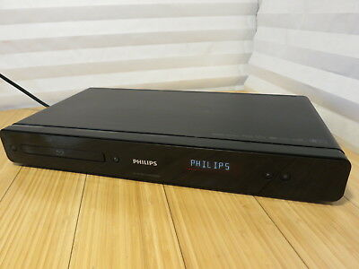 Philips BDP3000 Blu-Ray Disc/DVD Video Player - No Remote