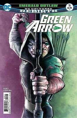 Green Arrow #16 Rebirth DC 2017