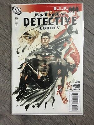 BATMAN DETECTIVE COMICS 850 1st Appearance of Gotham City Sirens First Print DC