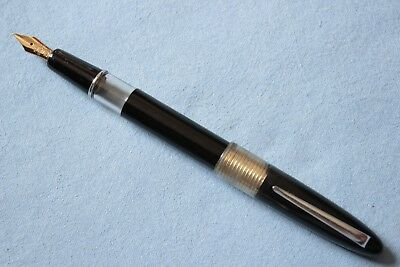 Montegrappa 511 Vtg1940/45 Celluloid Solidgoldnib Working