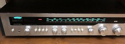 Rotel RX-602 STEREO RECEIVER