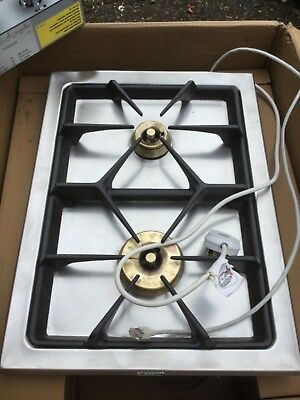 GAGGENAU VARIO COOKTOP 400 Series VG442210 VG442-210 Natural Gas ...