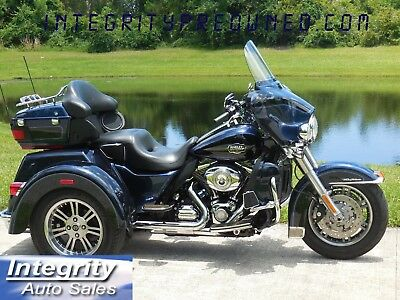 2012 Harley-Davidson Touring  2012 Harley Davidson Ultra Tri Glide Flawless Bike Fully Serviced!!!