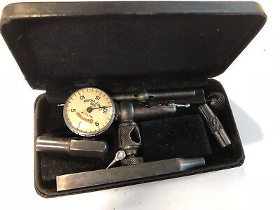 Black Powder Gunsmith Tool Starrett Last Word Dial Indicator