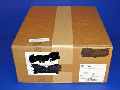 2017 FACTORY SEALED Allen Bradley PanelView Plus 6 1250 2711P-T12C4D8