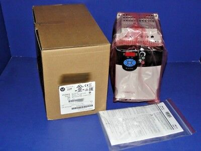 2017 NEW IN ORIGINAL BOX Allen Bradley 22F-D013N104 /A PowerFlex 4M 7.5HP