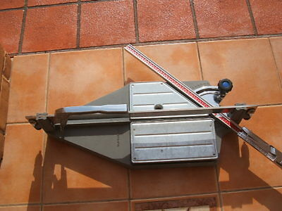 Tile Cutter Brevettata cm 62            looks like new