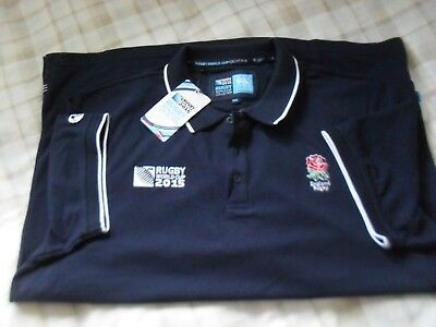 England rugby World Cup collection polo shirt by Canterbury - 3XL