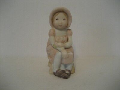 Holly Hobby Bisque Figurine