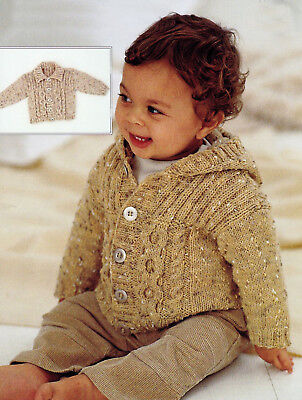 KINGCOLE 4873 Not the finished items Cushion /& Throw Knitting Pattern