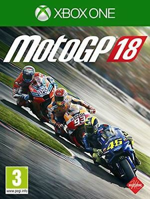 Motogp 18 Xbox One Game