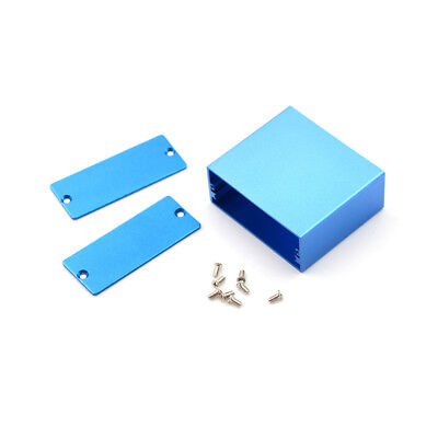 DIY PCB Instrument Aluminum Box 50*58*24mm Enclosure Case Project electronic