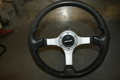 2012 Can Am Commander Xt 1000 Limited Steering Wheel #12079