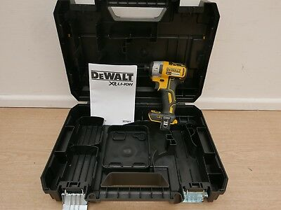 Dewalt Xr 18V Dcf887 Brushless Impact Driver Bare Unit + Std Tstak Case