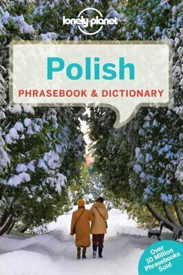 Lonely Planet Polish Phrasebook & Dictionary by Lonely Planet (Paperback, 2013)