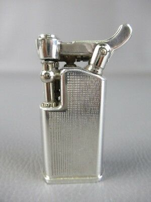 Maruman Gl-67 Vintage Accendino In Metallo Pipe Lighter Made In Japan Rare