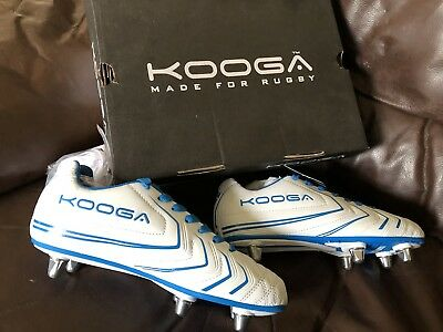 Kooga Rugby Boots Size 3 Brand New And Boxed