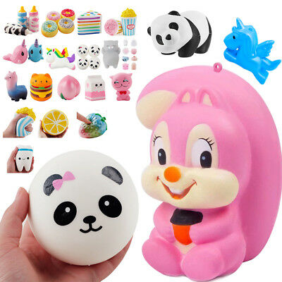 HotJumbo Slow Rising Squishies Scented Squishy Squeeze Toy Stress Reliever gift