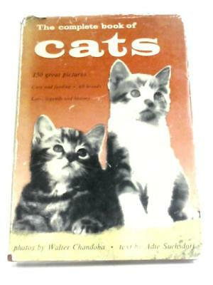 The Complete Book Of Cats (Adie Suehsdorf - 1957) (ID:48094)