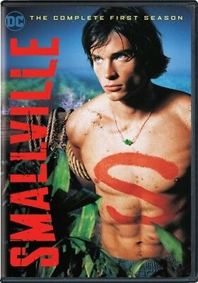 SMALLVILLE TV SERIES COMPLETE FIRST SEASON 1 New Sealed 6 DVD Set