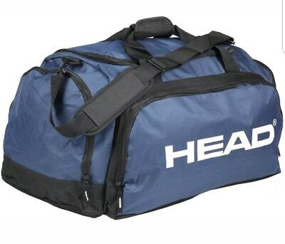 Head Viceroy Sports Holdall Gym Travel Weekend Luggage Overnight Duffle Bag