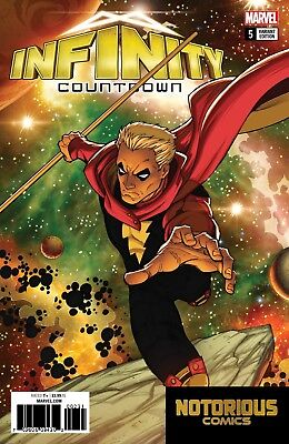 Infinity Countdown #5 Lim Variant Marvel Comics 1st Print 07/18