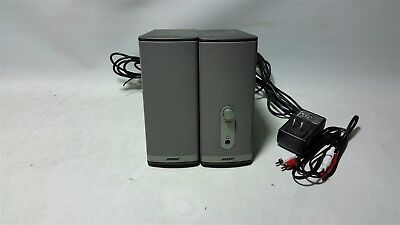 Bose Companion 2 Series II Multimedia 2.0 Speaker System - Tested