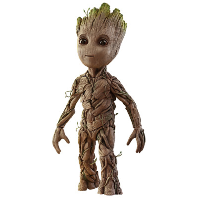 Marvel - Guardians of the Galaxy: Vol 2 - Groot 1/1 Scale Life Size Hot Toys Fig