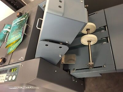 DUPLO DF 1000 AIR FEED FOLDER Programmable Automatic